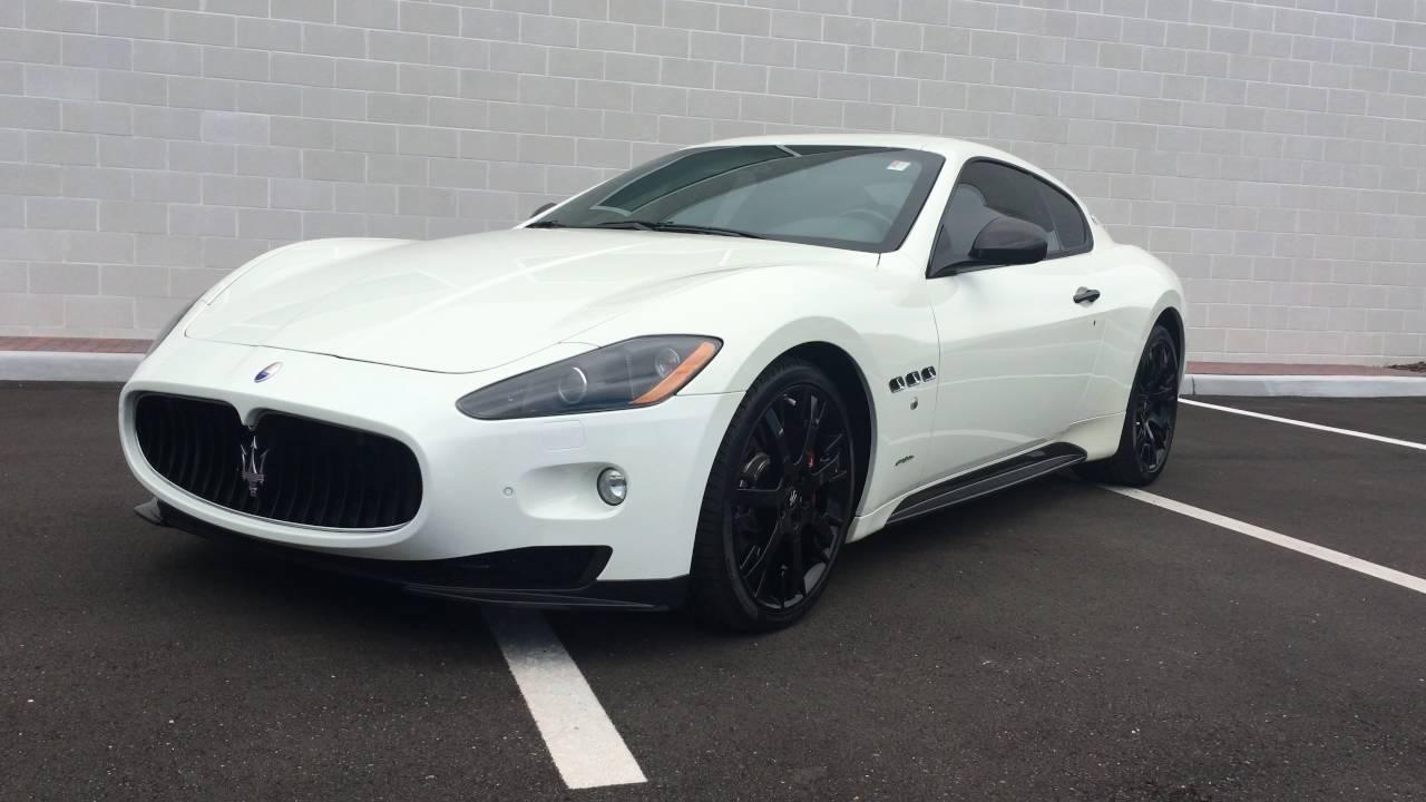 Maserati Gran Turismo Vs Gran Turismo Mc Sport Youtube