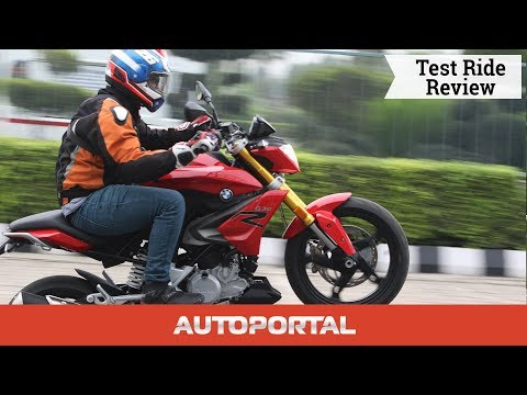 BMW G 310 R - First Ride Review - Autoportal
