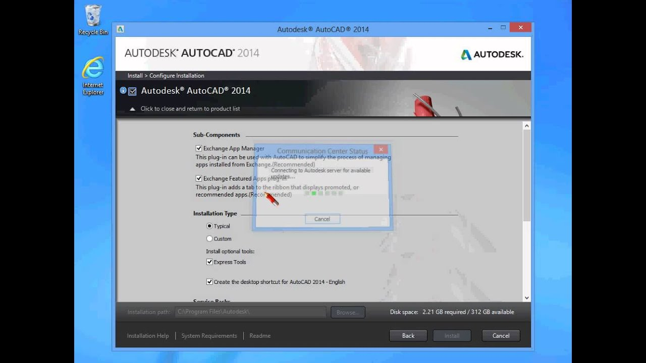 Autocad 2014 Free Download For Windows 8 1