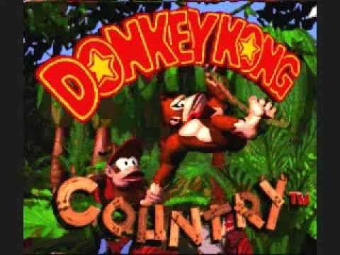 NWEpic Chooses: Donkey Kong Country Jungle Japes