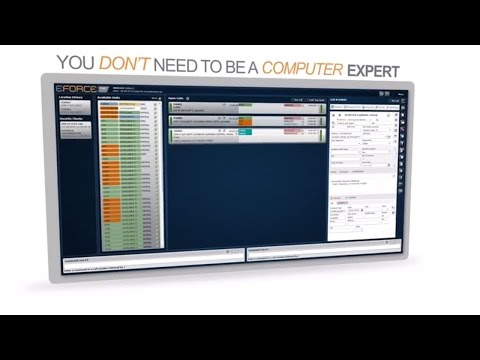 Best Computer Aided Dispatch Software, EFORCE CAD