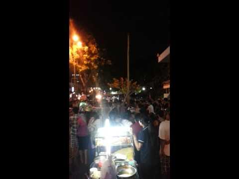 Múa lân đêm trung thu 2013