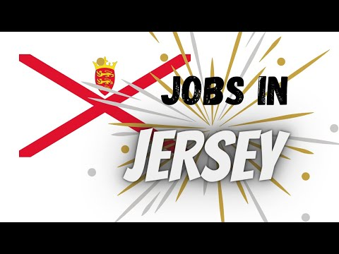 How to get a job in Jersey Channel Islands