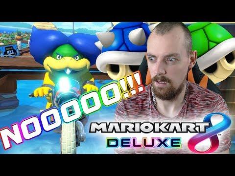 ICH BESIEGE MICH SELBST - Mario Kart 8 Deluxe Online Rennen Deutsch | EgoWhity