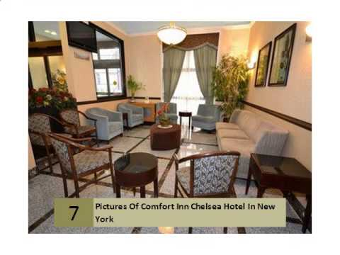 Pictures Of Comfort Inn Chelsea Hotel In New York