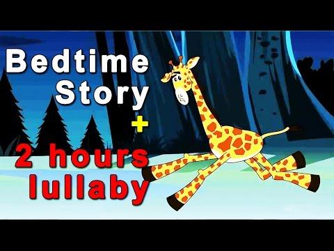 Bedtime Story - Lullabies - Baby Songs - The Giraffe