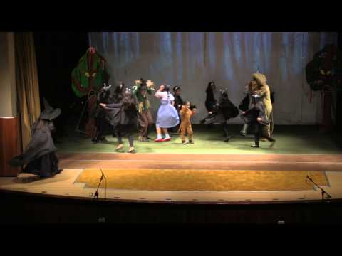 Theater: The Wizard of Oz