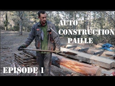 """La maison des amateurs, auto-construction """"totale"""" en paille, épisode 1- regenere.org"""