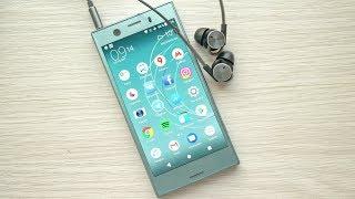видео Смартфон Sony Xperia Z5 Compact: обзор компактного флагмана