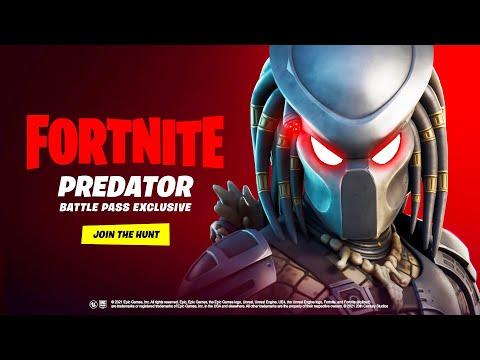 New PREDATOR Skin in Fortnite! (Season 5)