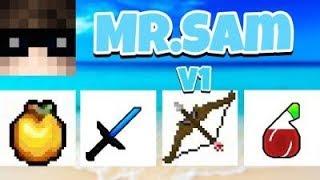 MINECRAFT PVP TEXTURE PACK MR SAM V1 EDIT 1 1 1 8 Private
