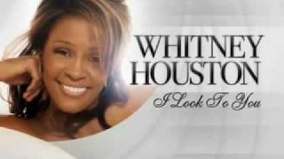 "Whitney Houston ""I Look To You"" (official music new song sept 2009) + Download"
