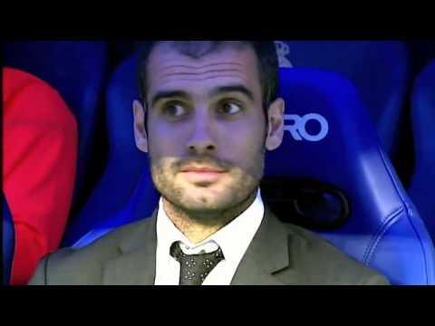 Pep Guardiola's Barcelona