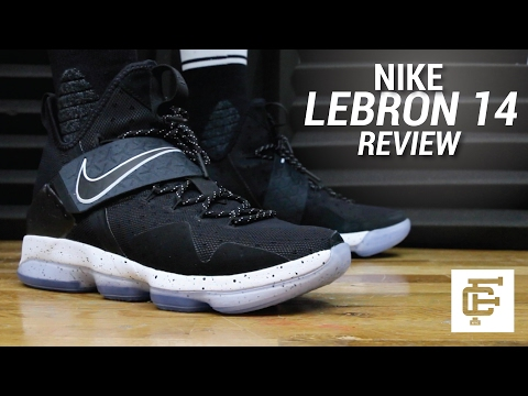 LEBRON 14 REVIEW