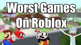 Schlimmste Spiele auf Roblox #17