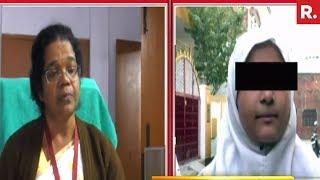 School In Uttar Pradesh Objects To Muslim Students' Headscarves