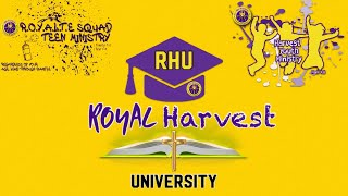 """Royal Harvest Youth Service - """"Why Do We Honor Mom Today?"""" - feat """"Harvest Corner"""" - 4/11/2021"""