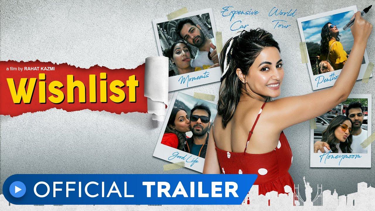 Download Wishlist (2020) Hindi MX Original Full Movie