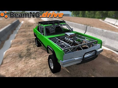 BeamNG.drive - OFFROAD MUSCLE
