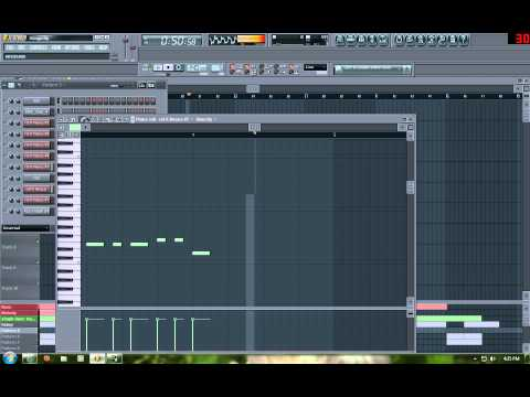 Fl Studio Basic Trance Song