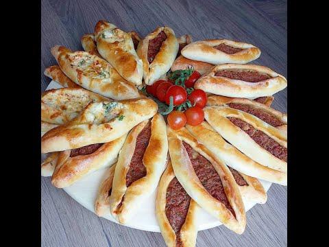 Kiymali (Peynirli) Pide Tarifi-Hatice Mazi