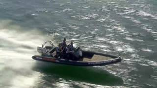 Extreme speed boats - SEMI-RIGIDE ULTRA RAPIDE
