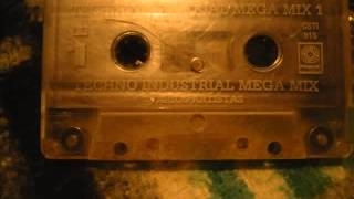 Techno Industrial Megamix Vol 1 Lado a&b