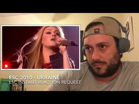 ESC Instant Reaction Request 2010 UKRAINE!