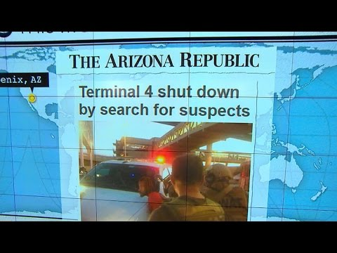 Headlines at 7:30: Arizona airport reopens after 3-hour lockdown
