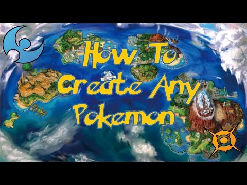 How To Get Any Pokemon in ORAS/XY With Pkhex Easiest Guide