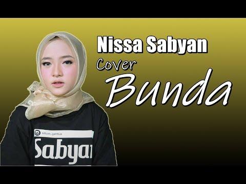 Nissa Sabyan Cover Lagu Dangdut Muara Kasih Bunda | Suaranya Syahdu Banget