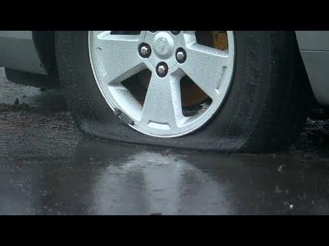 New Jersey tire slasher returns after 2-year break