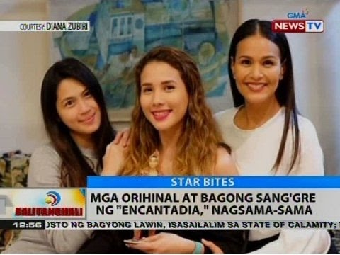 Download BT: Mga orihinal at bagong Sang'gre ng 'Encantadia,' nagsama-sama