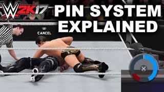 WWE 2K17 PIN SYSTEM EXPLAINED