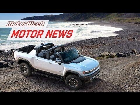 The Hummer Returns as an EV Pickup, Going Green Shows Big Savings, & Jaguar Axes the XE | Motor News