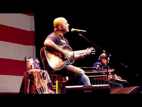 Aaron Lewis - What Hurts The Most Live in Lake Tahoe 8/06/2011