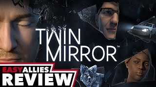 Twin Mirror - Easy Allies Review (Video Game Video Review)