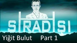 Ülke TV-Sıradışı-Yiğit Bulut,12 Haziran 2013,Part 1/4