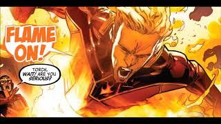 Publicación de Marvel Avengers No Surrender en México