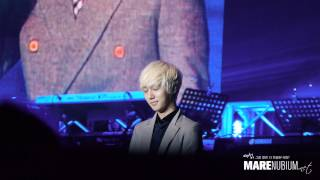 [121009] Park, Si-chun 100th Anniversary Tribute Concert - SKY (YESUNG)