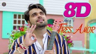8D Audio Ninja Tres Amor Preet Hundal Nirmaan Latest Punjabi Songs 2019