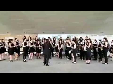 Amparito Roca(pasodoble)- Banda de Dones