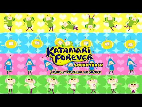 Lonely Rolling No More - Katamari Forever Official Soundtrack