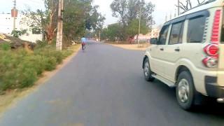Akbarpur अकबरपुर  to Malipur Road ,   Petrol Pump   Malipur Bazaar