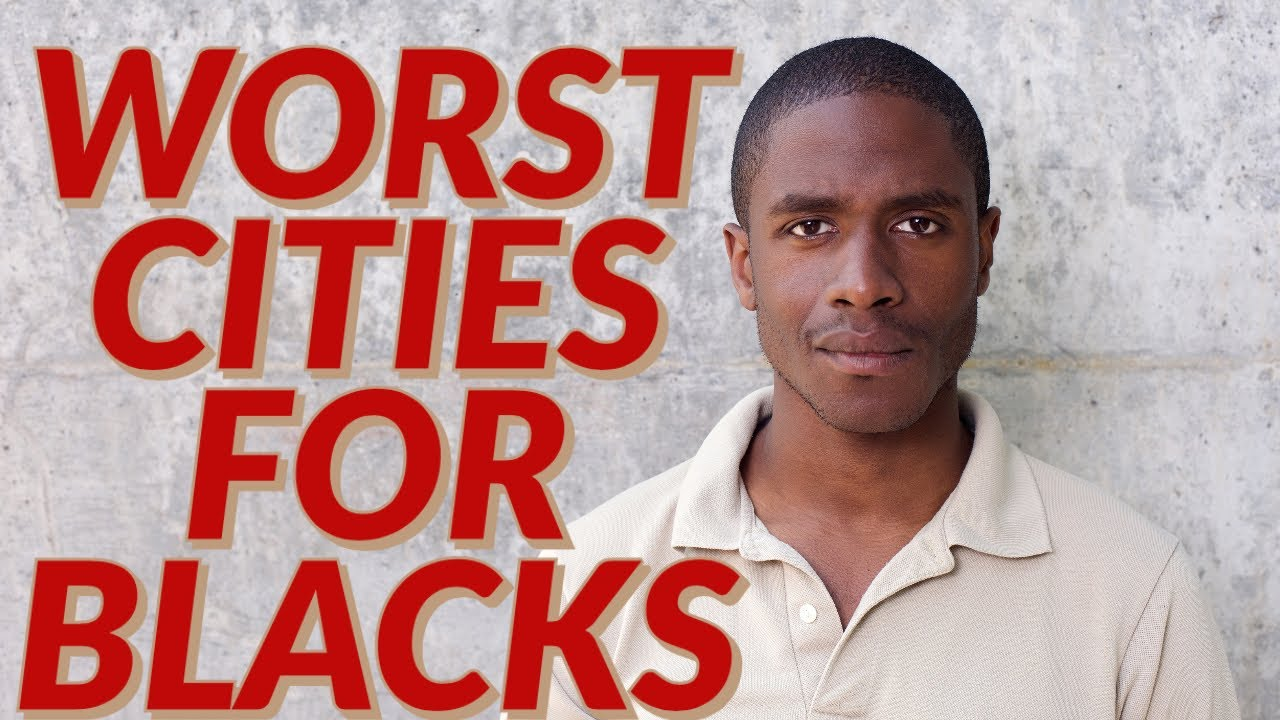 Download These are the 5 WORST cities for Blacks in America | The 5