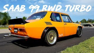 NOT Your Average Saab 99 From 1974