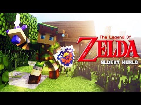 Minecraft : CETTE MAP ZELDA EST INCROYABLE !