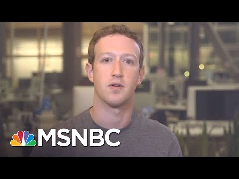 Zuckerberg Under Fire For Facebook's Deal With Rodrigo Duterte | The Beat With Ari Melber | MSNBC