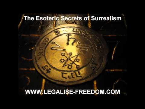 Patrick Lepetit - The Esoteric Secrets of Surrealism