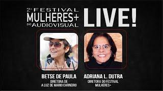 2o MULHERES | Live 03 Betse de Paula